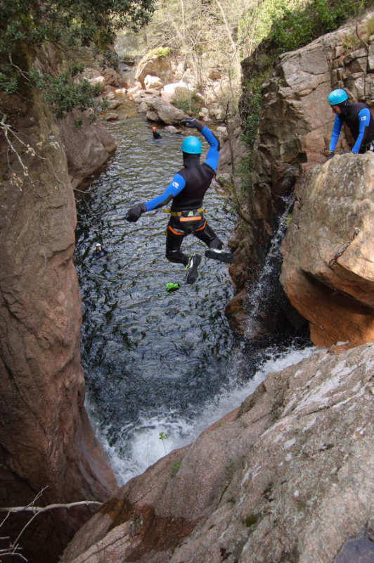 Grand-saut-Canyoning-Montpellier
