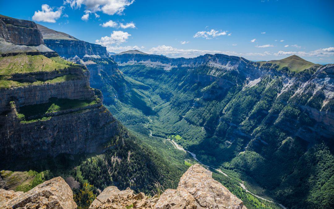 Escalade Canyoning et Randonnée au Mont Perdu