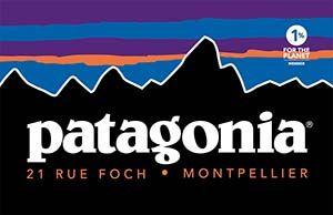 Logo de Patagonia 21 Rue Foch Montpellier